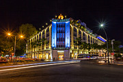 Fototrav Print - Landmark colonial building Rex hotel in...