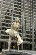 Marilyn Photos - Larger Than Life -- Always by David Bearden