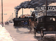 Dave Rheaume - Level Crossing