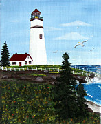 Barbara Griffin - Lighthouse Point