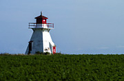 Edward Fielding - Lighthouse Prince Edward Island