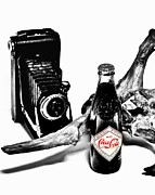250ml Prints - Limited Edition Coke - No.008 Print by Joe Finney