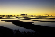 James Brunker - Liquid sunset on Salar de Uyuni