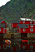 Steve Harrington - Lofoten Fishing Huts 2