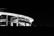Austin At Night Prints - Long Center for the Performing Arts Print by Jeff Kauffman