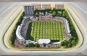 Mcc Prints - Lords Cricket Ground Print by D J Rogers