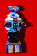 Wingsdomain Art and Photography - Lost In Space Robot - 20130117