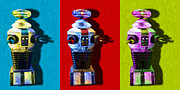 Wingsdomain Art and Photography - Lost In Space Robot 3 - 20130117