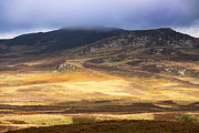 Mountain View Photos - Low cloud over Highlands by Jane Rix