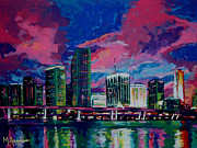 Lights Originals - Magic City by Maria Arango