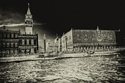 Magic Venice Fine Art Print by Valerii Tkachenko