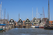 North Holland Prints - Marken Print by Joana Kruse