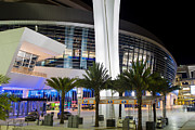 Marlins Prints - Marlins Park Stadium Miami 5 Print by Rene Triay Photography
