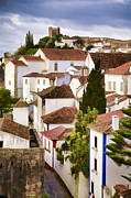 David Letts - Medieval Romantic Village of Obidos