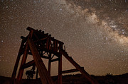 Old West Photos - Meteor at Bodie by Cat Connor