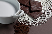 Snack Bar Art - Milk chocolate by Enrico Mariotti