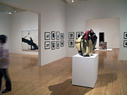 David  Zanzinger - MOCA Art Museum Gallery Exhibit Los...