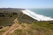 Wingsdomain Art and Photography - Montara State Beach Pacific Coast...