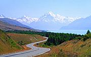 Kevin Smith - Mount Cook Highway
