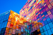Fototrav Print - Multicolored building