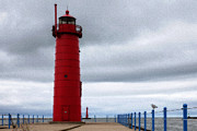 Jeff Holbrook - Muskegon Lighthouse