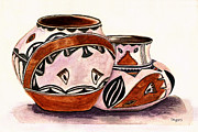 Paula Ayers - Native American Pottery