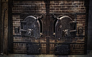 Jew Photos - Nazi Crematory Ovens by Daniel Hagerman