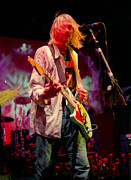 Curt Prints - Nirvana concert photo 1993 no.1 Print by J Fotoman