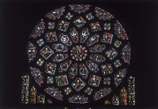 Middle Ages Prints - Notre-dame Cathedral Of Chartres Print by Everett