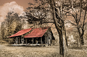 Debra and Dave Vanderlaan - Old Mountain Cabin