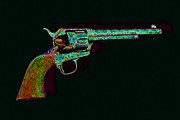 Wingsdomain Art and Photography - Old Western Pistol - 20130121 - v1
