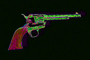 Wingsdomain Art and Photography - Old Western Pistol - 20130121 - v2