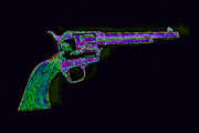 Wingsdomain Art and Photography - Old Western Pistol - 20130121 - v3