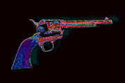 Wingsdomain Art and Photography - Old Western Pistol - 20130121 - v4