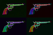 Wingsdomain Art and Photography - Old Western Pistol Four - 20130121