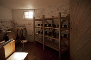 Old Wine Cellar Monticello Virginia Fine Art Print by Artist and Photographer Laura Wrede