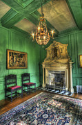 Lounge Prints - Olde Sitting Room Print by Ian Mitchell