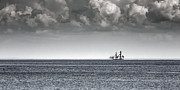Duluth Art - On the Horizon by Keith R Crowley