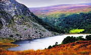 Jenny Rainbow - On the Shore of Lough Tay. Wicklow....