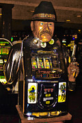 Wingsdomain Art and Photography - One Arm Bandit Slot Machine 20130308