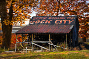 Debra and Dave Vanderlaan - One of the Famous See Rock City Barns