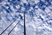 Sail Fish Prints - One ship mast Print by Ramona Matei