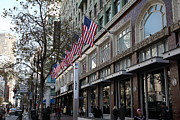Wingsdomain Art and Photography - Palomar Hotel and Old Navy on Market...