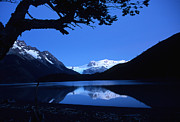 James Brunker - Patagonian Blue