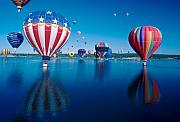 Jerry McElroy - Patriotic Hot Air Balloon