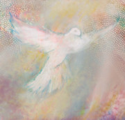 Anne Cameron Cutri - Peace Dove