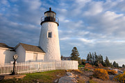 Clarence Holmes - Pemaquid Point Light V