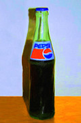 Wingsdomain Art and Photography - Pepsi Cola Bottle