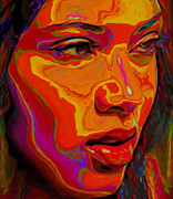 Colorful Art Digital Art - Peripheral by Byron Fli Walker