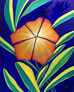 Periwinkle Originals - Periwinkle In Orange by T Ezell